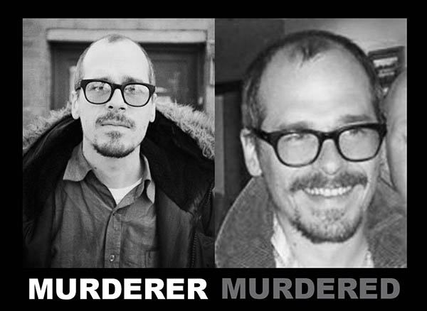 Murderer Murdered - Simon