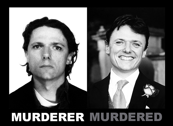 Murderer Murdered - Anthony