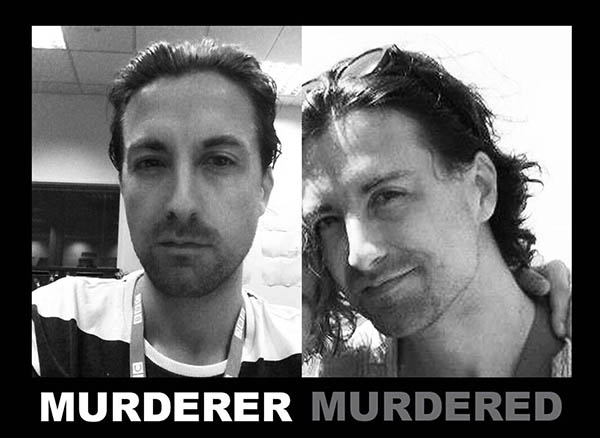 Murderer Murdered - Chris