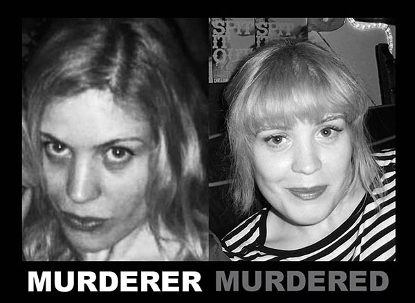 Murderer Murdered - Georgiana