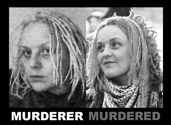 Murderer Murdered - Sally