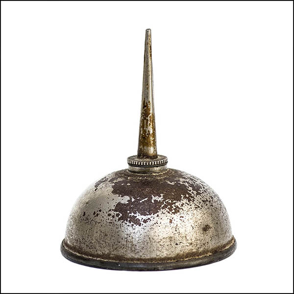 Oil Can - Dome