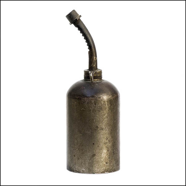 Oil Can - Cylindrical